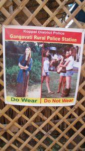 cómo vestir en India